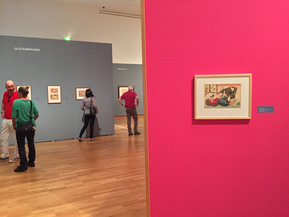 Klimt & Shunga 2016 | Buchheim Museum