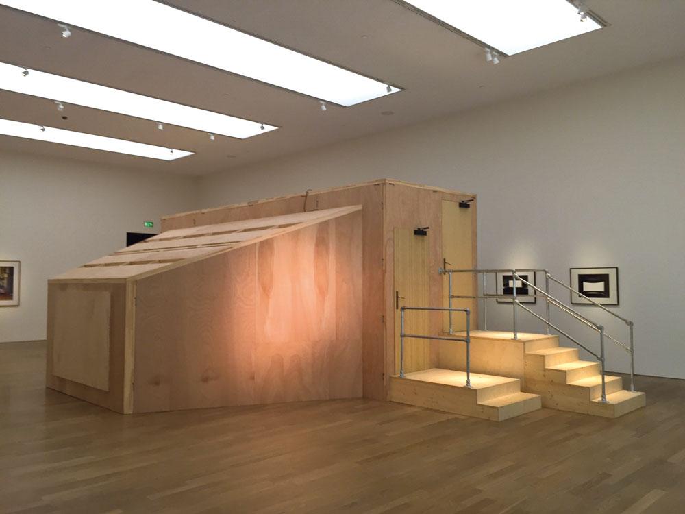 Kunsthalle München / INSZENIERT! 2016