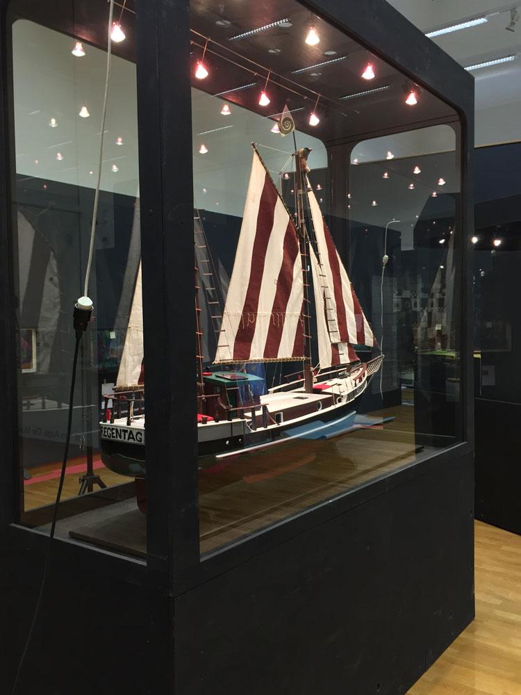 Buchheim Museum at Work | Hundertwasser Schön & Gut 2016