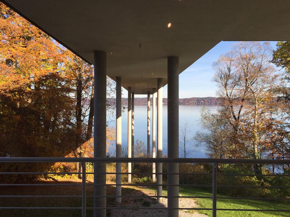 Buchheim Museum im Herbst 2016