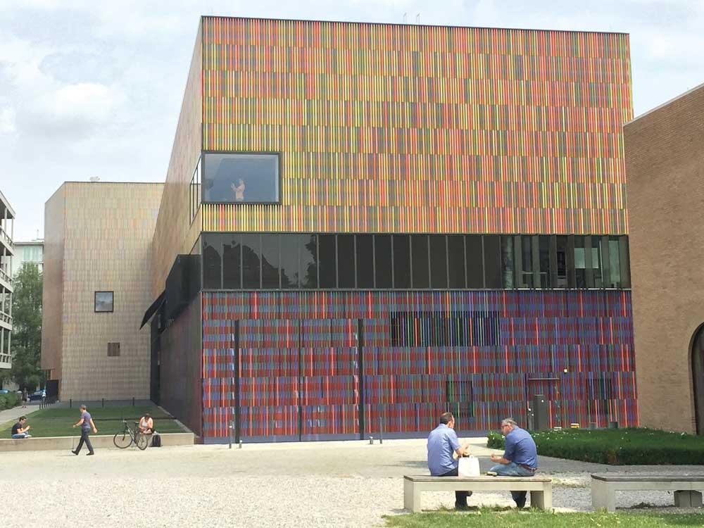 Kunstlocation Museum Brandhorst | München