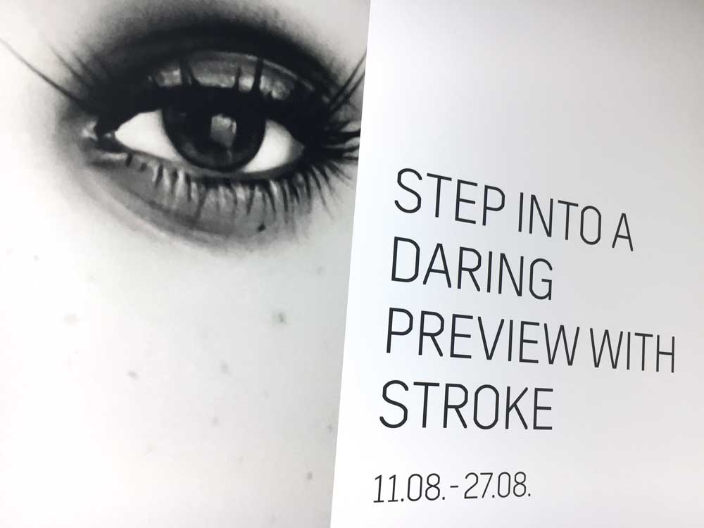 A Daring Preview | STROKE & Cadillac House Munich