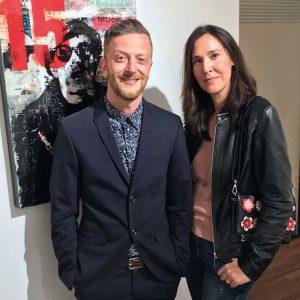 STROKE – A DARING PREVIEW / Kurator & Geschäftsführer Marco Schwalbe