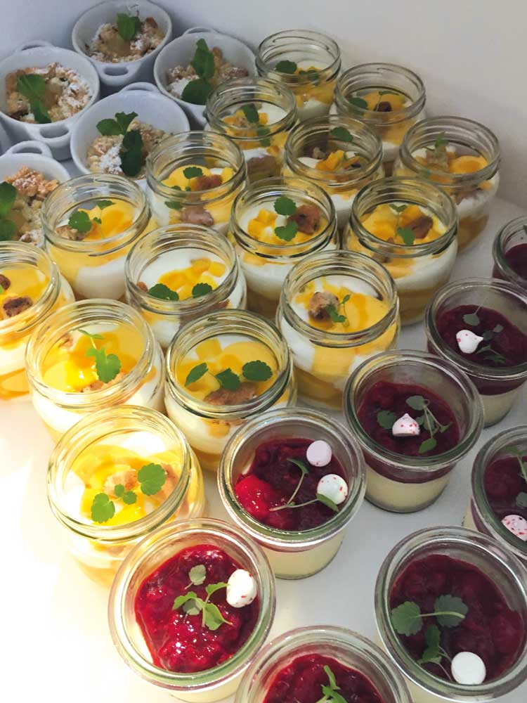 STROKE – A DARING PREVIEW / Cadillac House Munich – Bestes Catering!