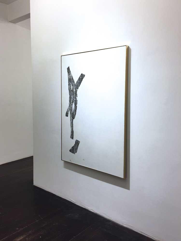 Gregor Hildebrandt / Galerie Klüser 2