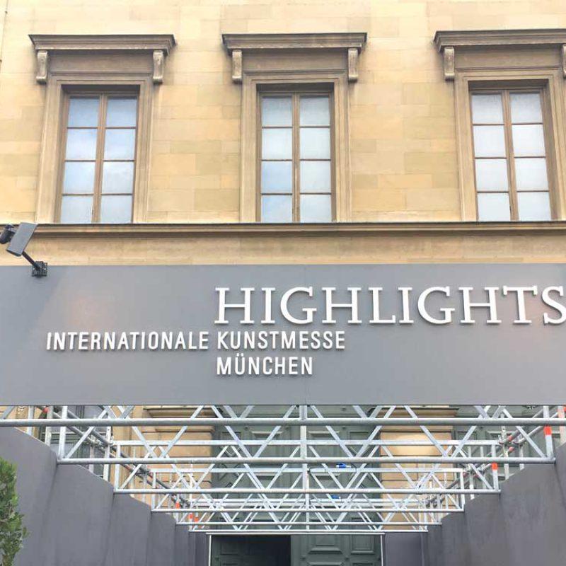 8. Highlights Kunstmesse München 2017