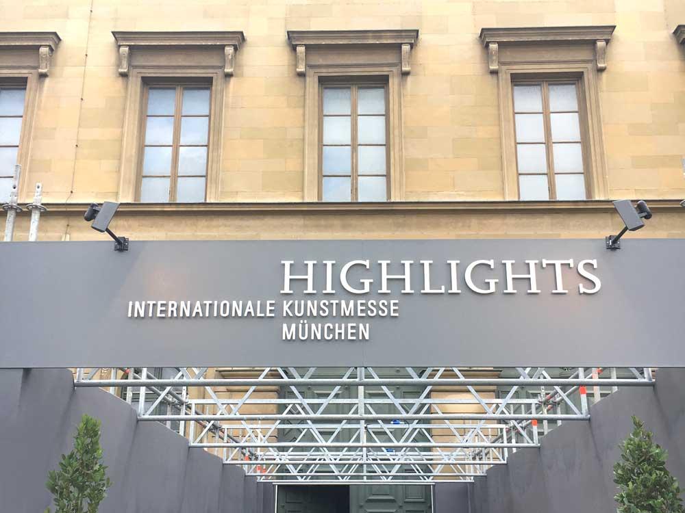 Highlights Kunstmesse München 2017