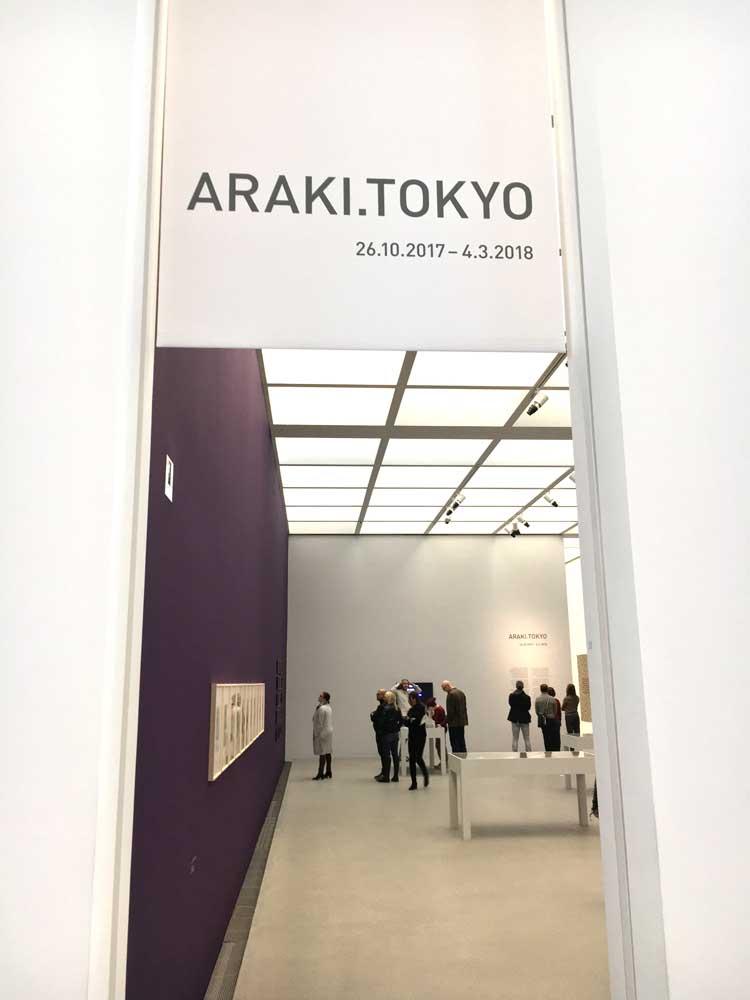 ArakiTokyo_Pinakothek der Moderne 0