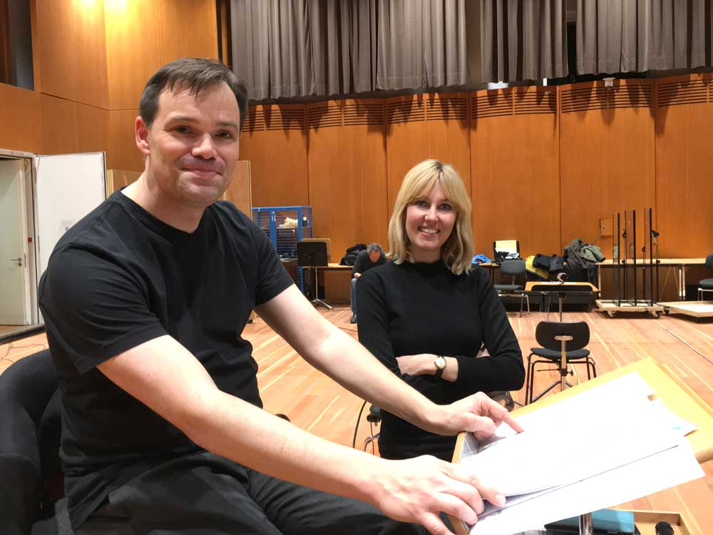 3D-Audiorecording | Siemens Arts Program | Bayerische Staatsoper | München
