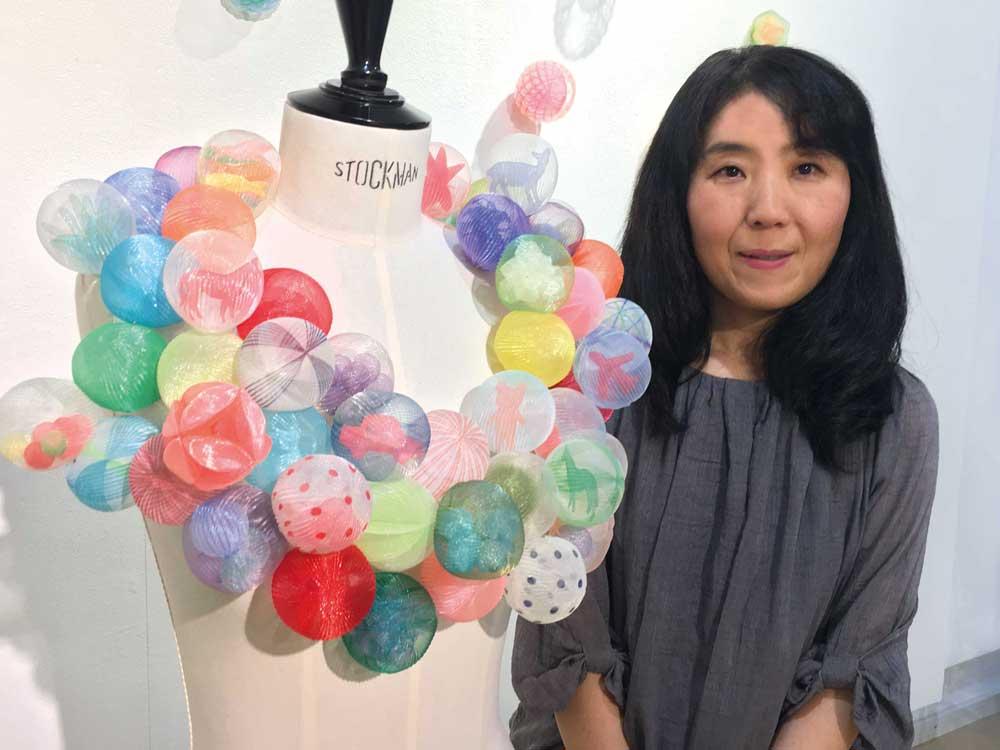 Micheko Galerie / Fiberworld/ Mariko Kusumoto