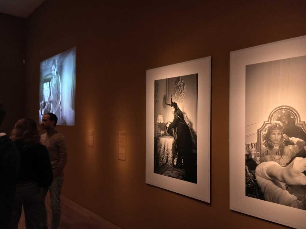 Du bist Faust / Karl Lagerfeld / Kunsthalle München
