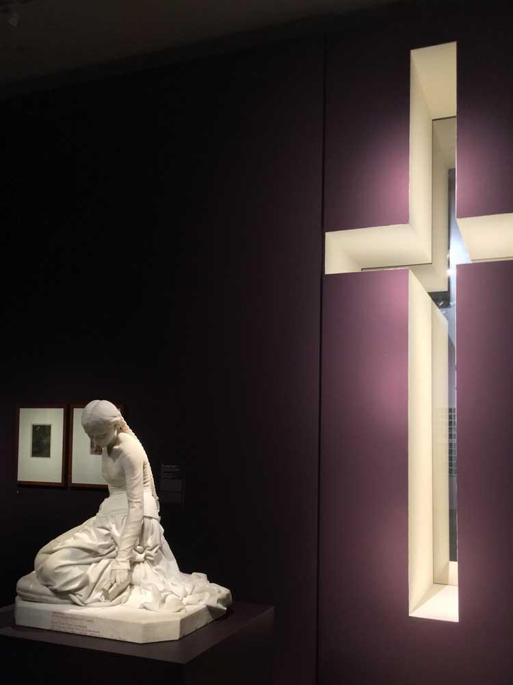 Du bist Faust / Louis Alexandre Léfévre-Déslongchamps / Kunsthalle München