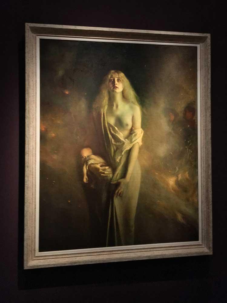 Du bist Faust / Théodore Géricault / Kunsthalle München
