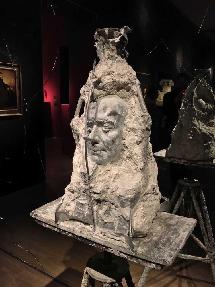 Du bist Faust / Marc Quinn / Kunsthalle München