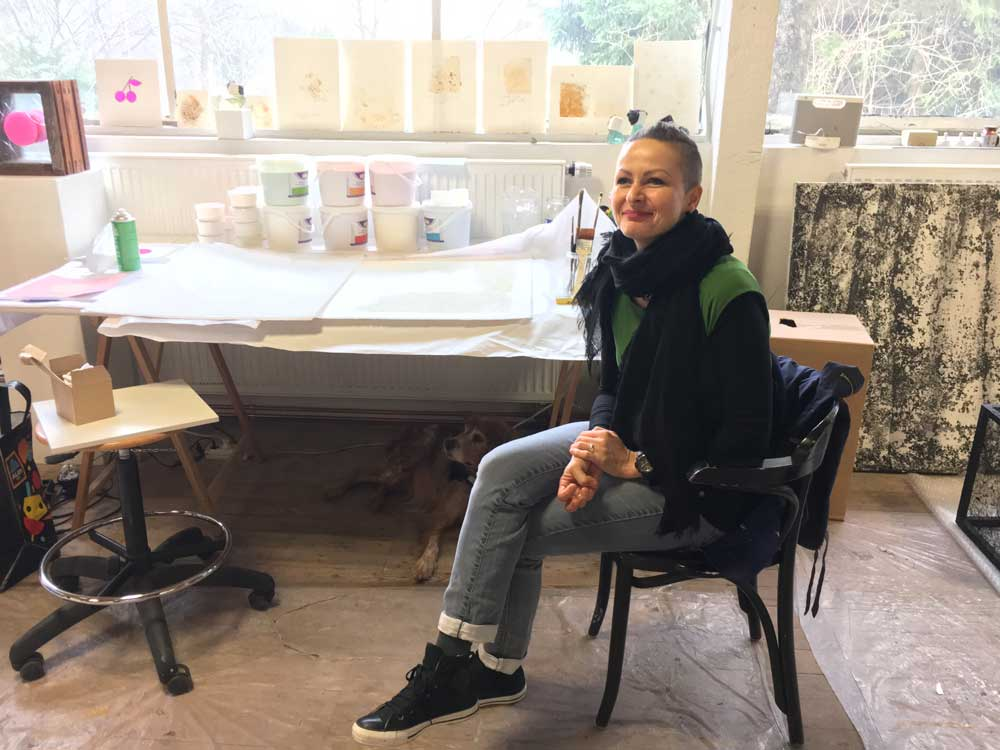 Zu Besuch im Engl Atelierhaus & seinen Künstlern