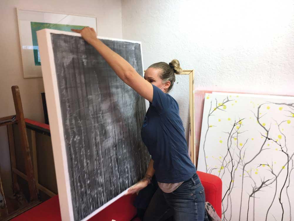 Verena Mayer / Engl Atelierhaus