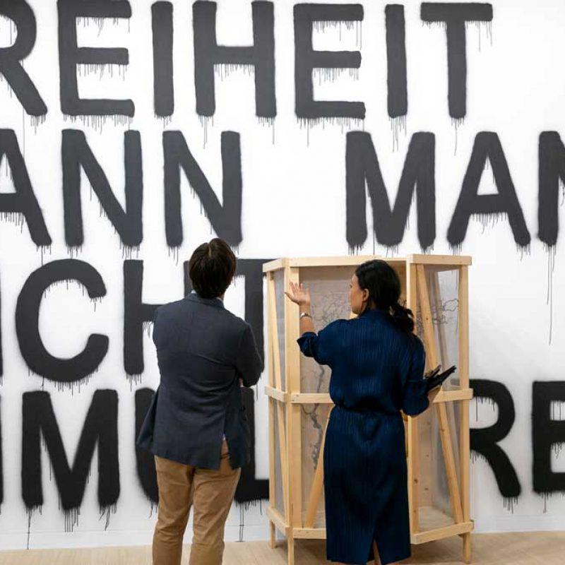 neugerriemschneider / © Art Basel