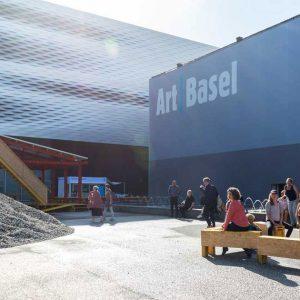Art Basel in Basel 2018 / © Art Basel und kreative Zeit