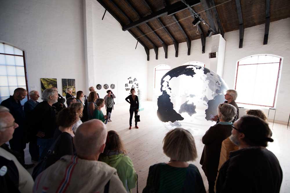 Kooperation → Sculpture Network & Claudine liebt Kunst teilen eine Leidenschaft