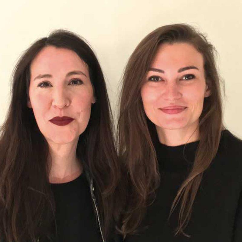 Claudine im Interview mit Emilia Radmacher / Galerie Art Signé