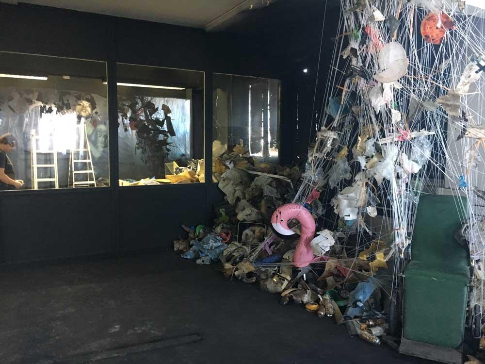 KUNSTLABOR → Dreidimensionales & Installation (Teil1) Ι Temporäres Kunstprojekt des MUCA Museums Ι München