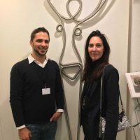 ARTMUC 2nd Edition 2018 / Claudine mit Pavel Sinev