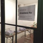 Anastasia Ax / Wiede Fabrik / Offene Ateliers Winter 2016