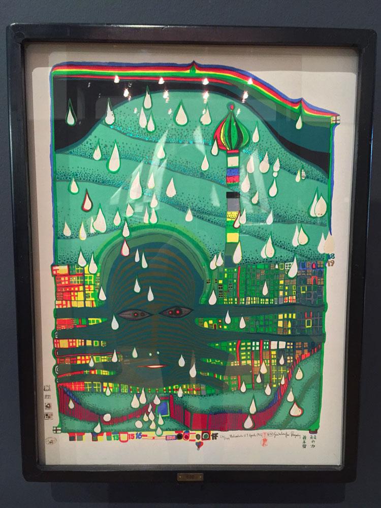 Friedensreich Hundertwasser | Schön & Gut 2016 | Buchheim Museum