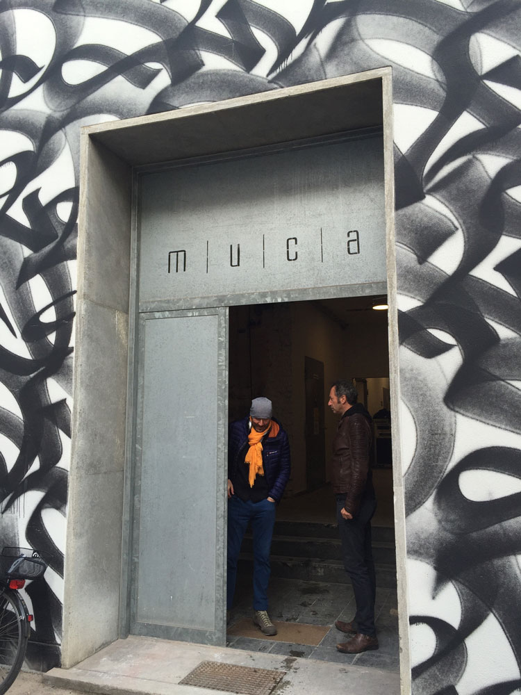 Kunstlocation MUCA | Museum of Urban and Contemporary Art