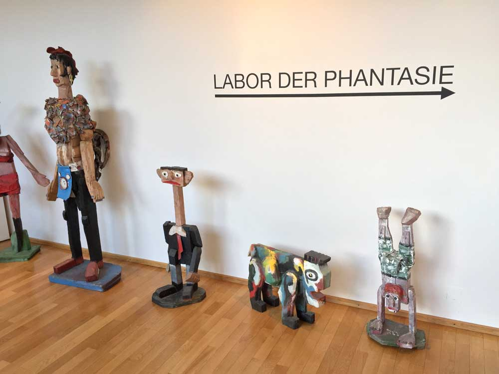 Labor der Phantasie