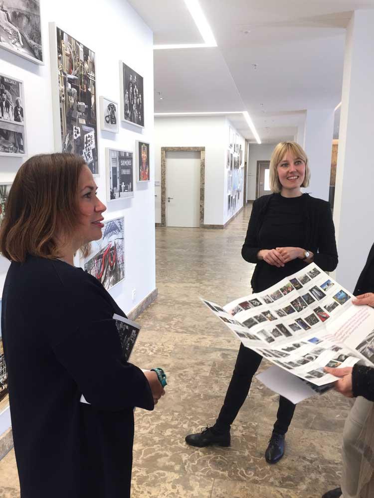 Thomas Struth | Siemens Arts Program | München
