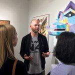 STROKE – A DARING PREVIEW / NIELS DE JONG im Gespräch mit Bloggern