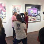 STROKE – A DARING PREVIEW / MARIO MANKEY im Gespräch mit der Presse