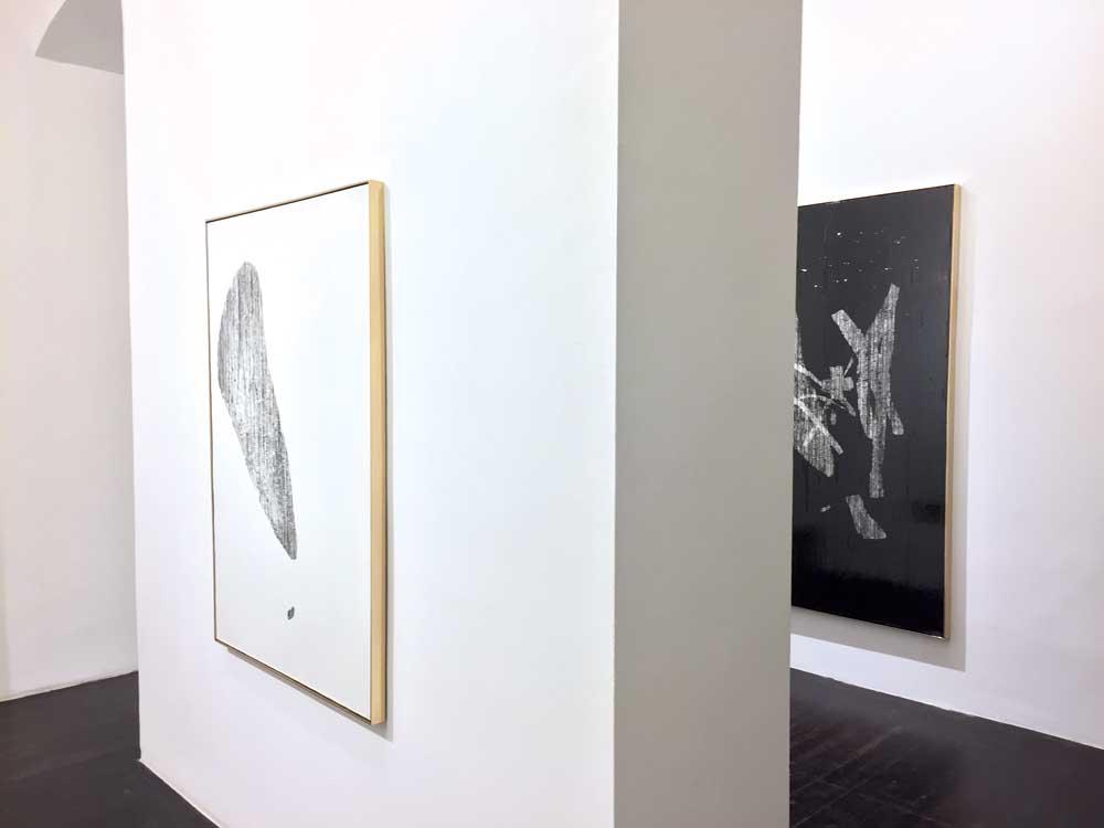 Ausstellung GREGOR HILDEBRANDT | GALERIE KLÜSER 2 | OpenArt 2017 | München