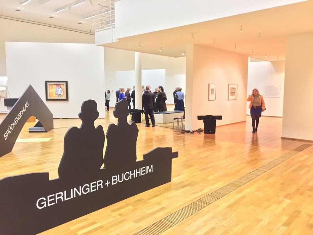 Brückenschlag Gerlinger und Buchheim | Buchheim Museum