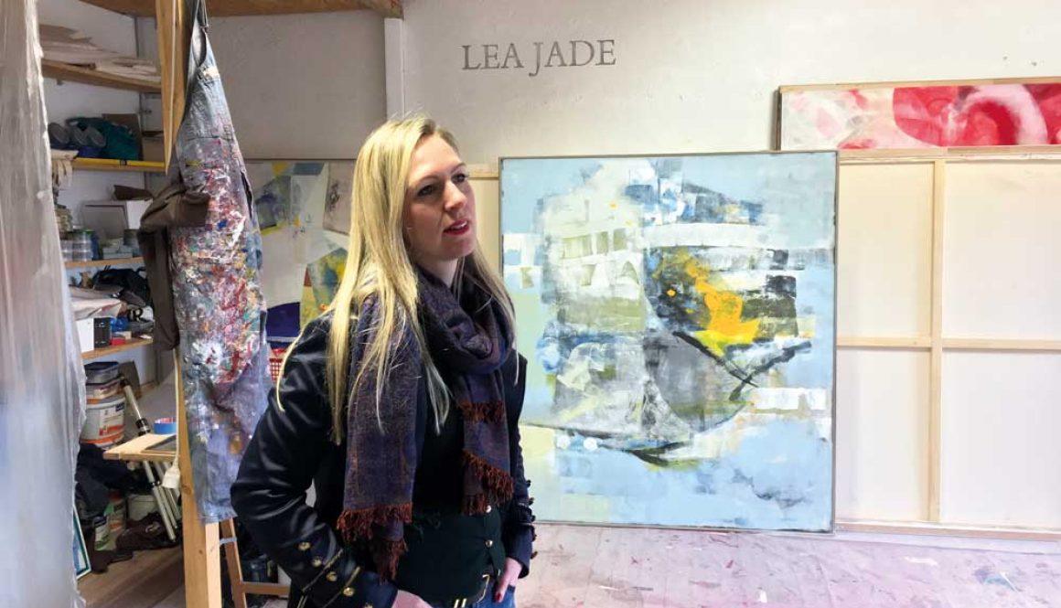 Lea Jade / Engl Atelierhaus