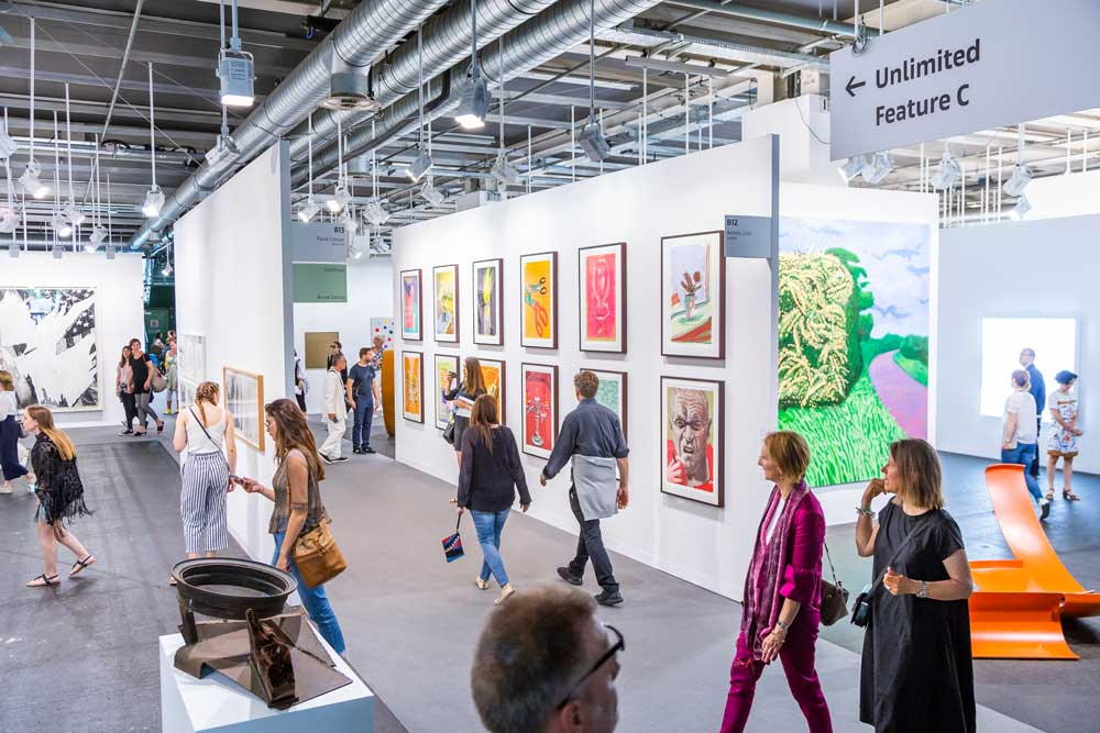 Art Basel in Basel 2018 / © Art Basel