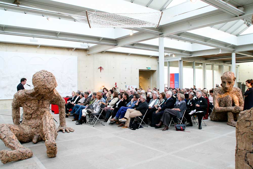 © Sculpture Network, Forum 2013, Niederlande