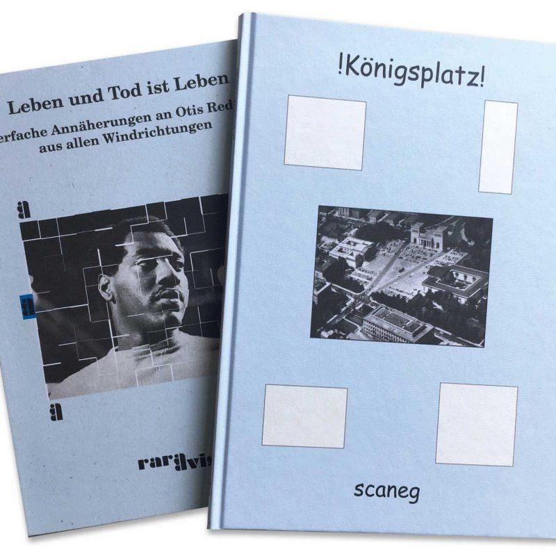 Otis Redding & !Königsplatz / scaneg verlag