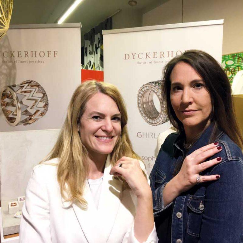 Dyckerhoff Jewellery Preview / München, 6.12.19