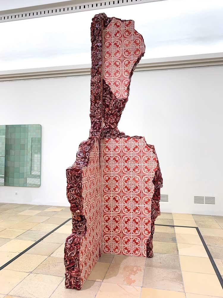 Innenleben – Haus der Kunst – Adriana Varejão