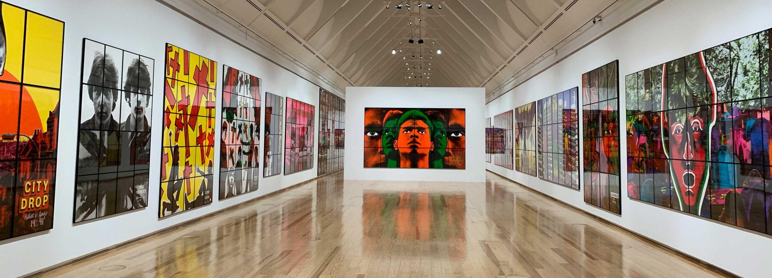 Gilbert & George – Schirn Kunsthalle Frankfurt